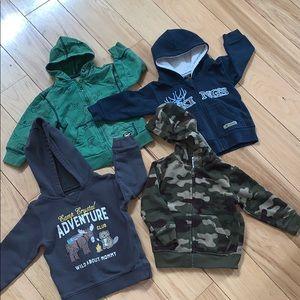 Other - Toddler sweatshirts bundle
